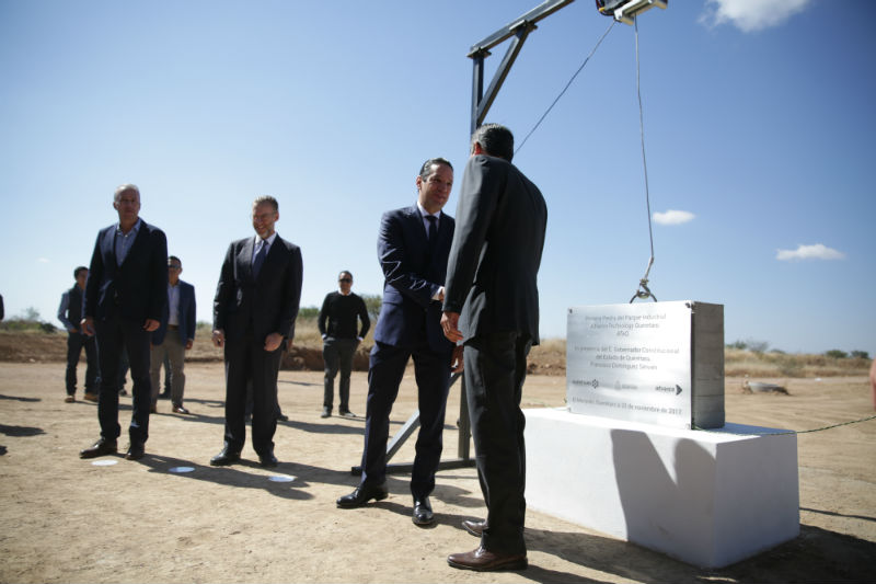 Inició construcción del Parque Industrial Advance Technology