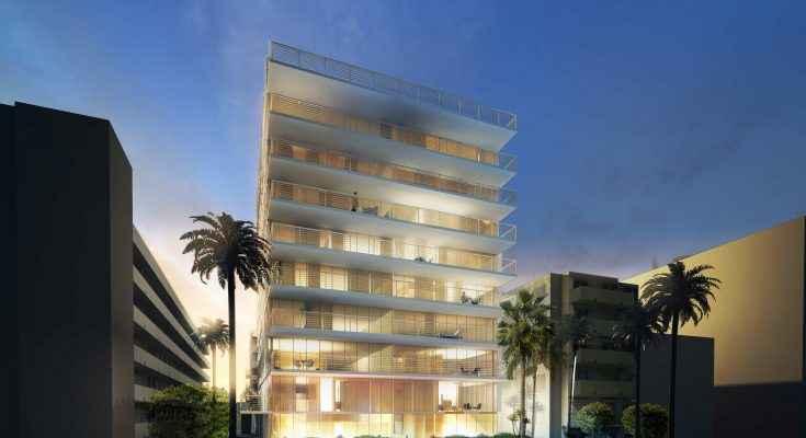 Ten Arquitectos diseña complejo residencial en Miami