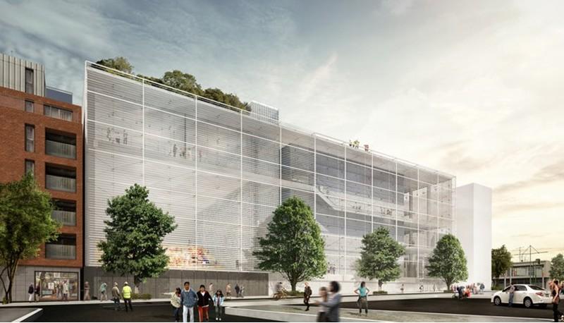Ten Arquitectos transformará Cine Cosmos en centro cultural