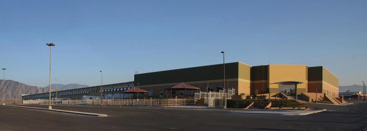 Terrafina adquirió 8 propiedades industriales