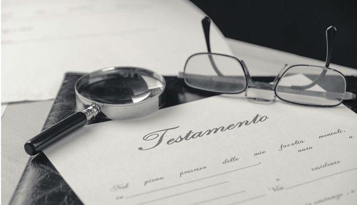 Testamento: la terminología necesaria para otorgarlo
