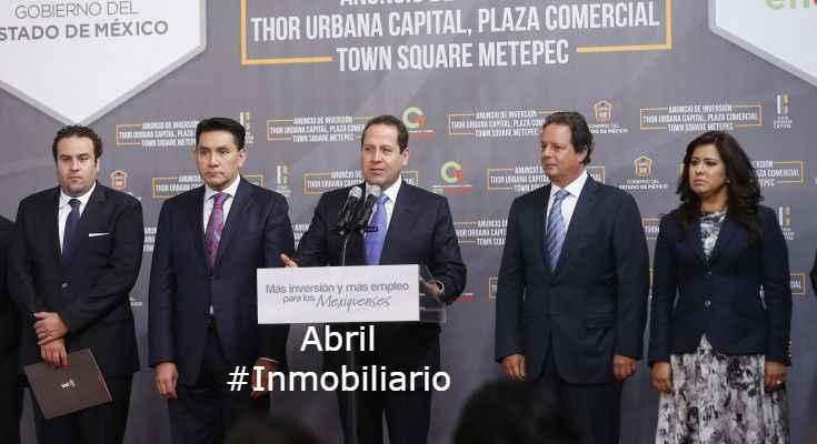 Lo Mejor del Año: Thor Urbana Capital construirá dos centros comerciales en el Edomex