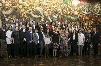 Titulares de cultura del país presentan Alianza por la Cultura Nacional