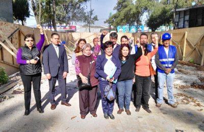 Así será la reconstrucción del Multifamiliar en Tlalpan