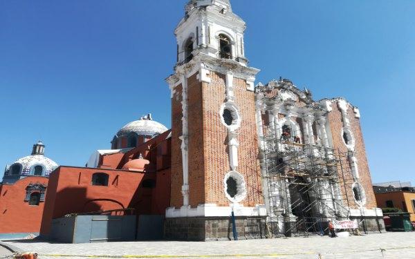 Tlaxcala, la entidad con más inmuebles dañados desde 2017