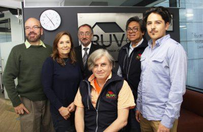 Tonatiuh Suárez deja la dirección del RUV-RUV