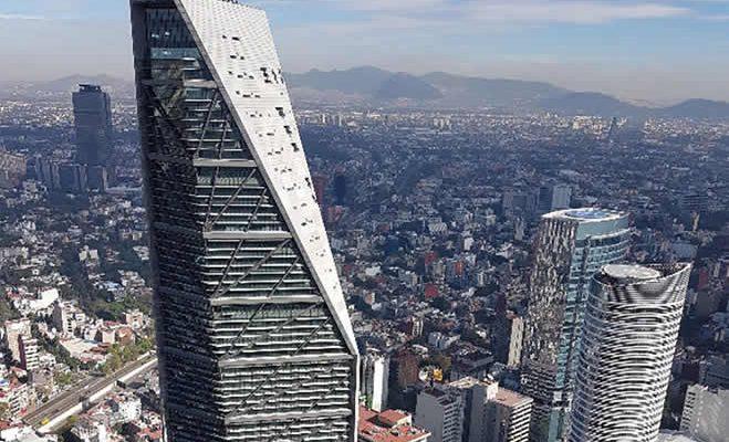 Torre Reforma, el mejor rascacielos del mundo