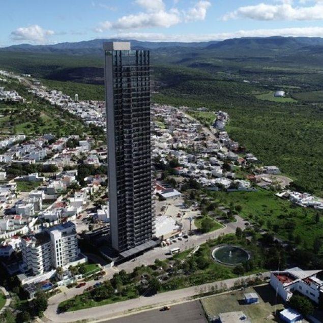 Torre 40 Lumiere impulsa la vivienda vertical en el Bajío