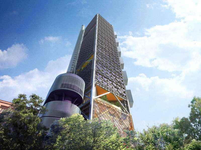 Torre Bancomer reúne operatividad y convivencia: JLL