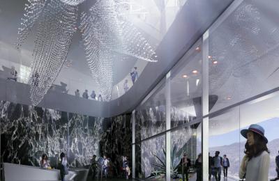 Presentan primer desarrollo diseñado en México por Zaha Hadid Architects
