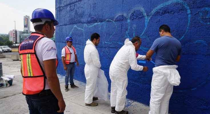 INBA y Naucalpan restaurarán Torres de Satélite