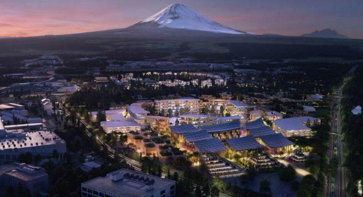 Toyota anuncia construcción de 'ciudad del futuro' en Japón