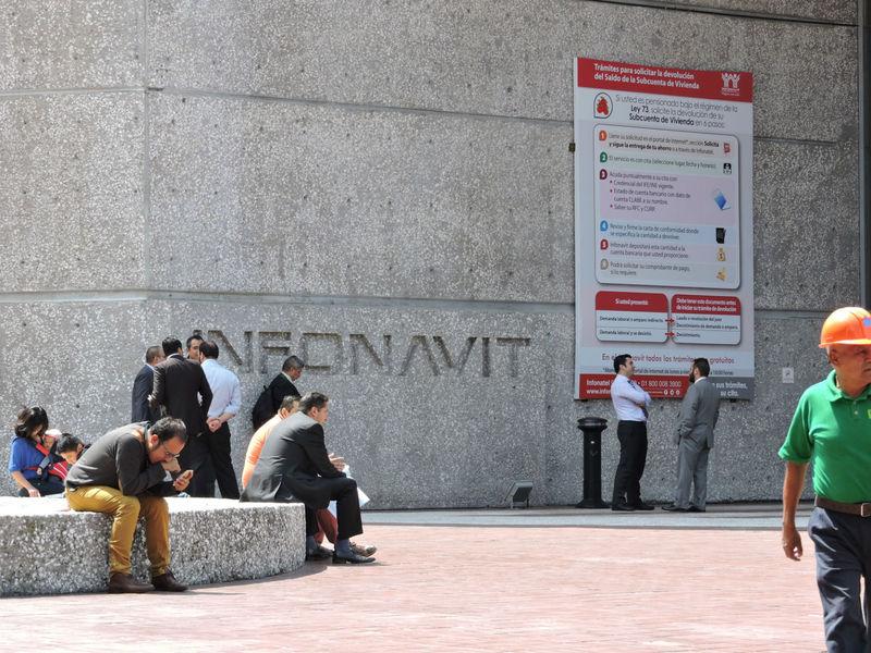 Trabajadores-Infonavit-Paro