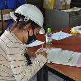 Trabajadores de la construcción concluyen cursos educativos