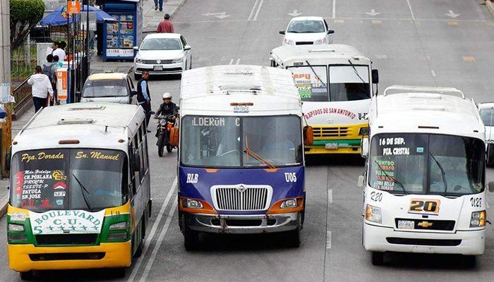 """Incremento de tarifa en transporte público es """"una burla"""" frente a la inseguridad"""