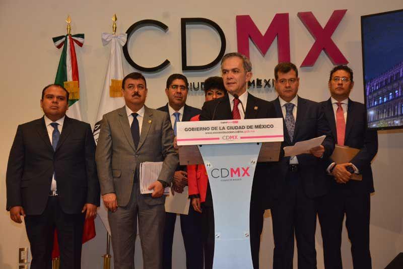 Presentan proyecto de Tren Exprés en CDMX
