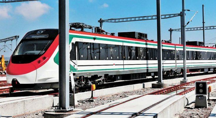 Tren Interurbano México-Toluca reporta avance del 86%