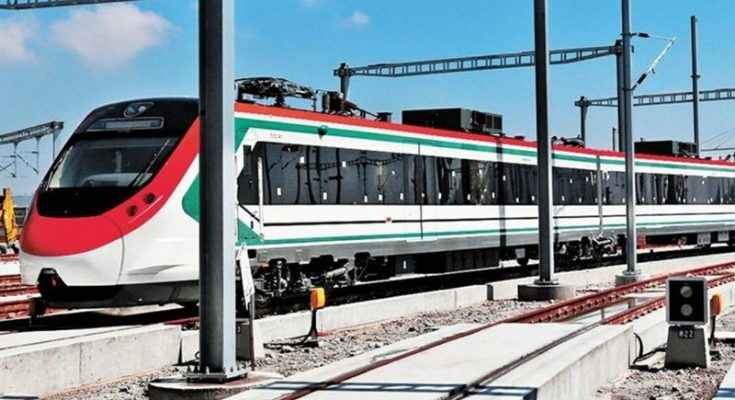 Tren Interurbano México Toluca se concluirá en 2022: SCT