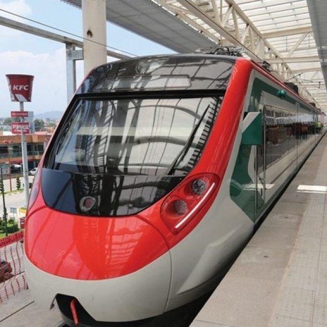 Concluyen obras del primer tramo del Tren Interurbano México-Toluca