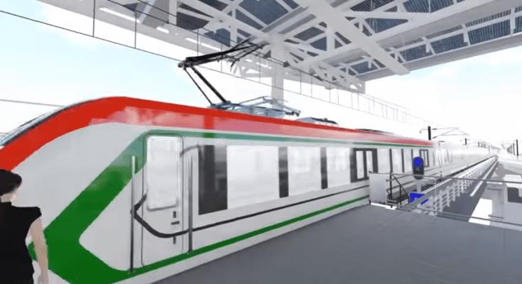 Tren Interurbano México-Toluca, alternativa de transporte