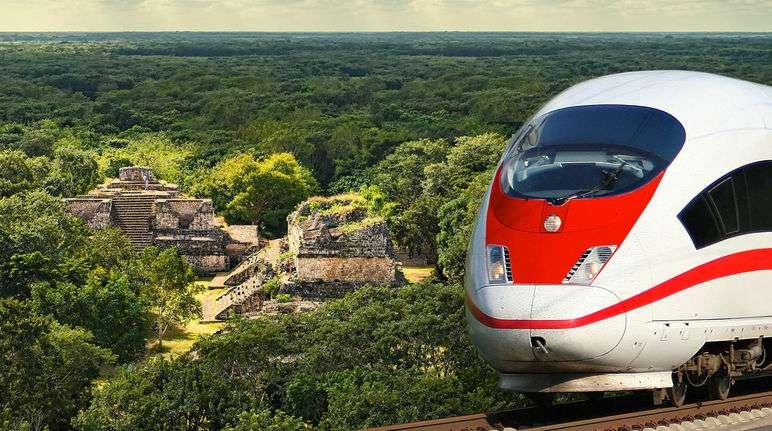 Tren Maya, entre los 10 proyectos más importantes de América del Norte