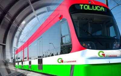 Planean conexión del Tren México-Toluca con el NAICM
