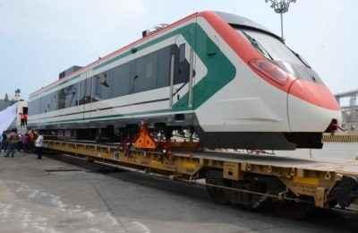 Daño ambiental por obras de Tren Interurbano