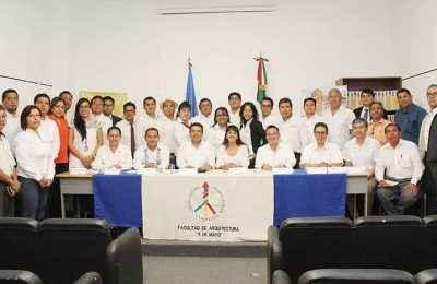 """Busca Facultad de Arquitectura """"5 de Mayo"""" 3er reconocimiento de ANPADEH"""
