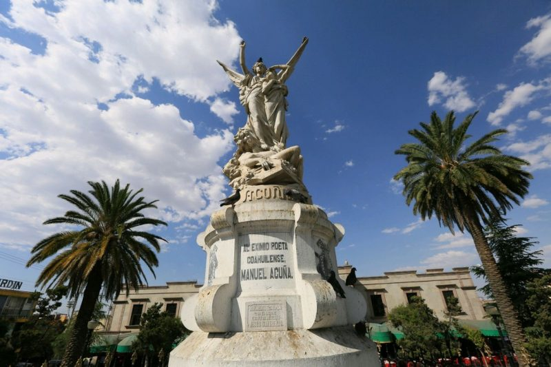 Coahuila celebró el día internacional de los Monumentos