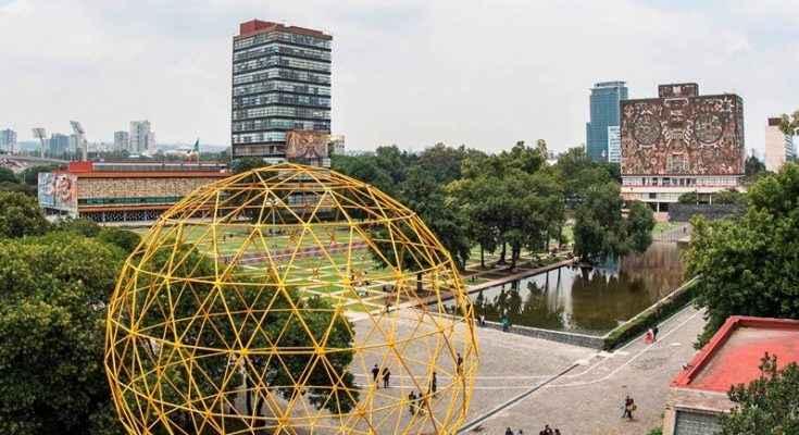 UNAM ofrece recorridos virtuales por los 10 murales de CU