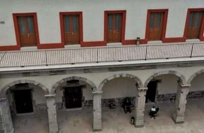 UNAM rehabilita Palacio de Medicina; proyecta museo de sitio