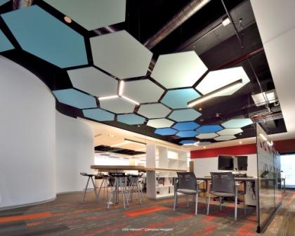 USG estrenó oficinas con innovaciones propias