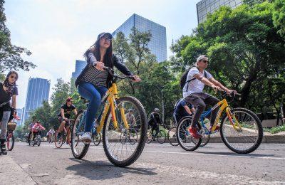CDMX celebrará el Día Mundial de la Bicicleta con rodada