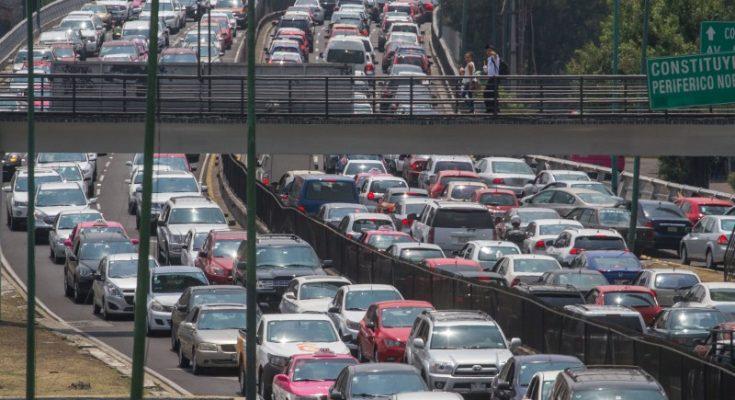 Urbanización desordenada agrava retos de movilidad de la CDMX