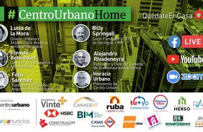 Utópolis... la utopía de la ciudad del futuro : 4ª sesión-CU Home