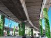 Envolverán jardines verticales al Anillo Periférico