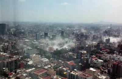 Gobierno recibe más de 3,000 mdp para reconstrucción