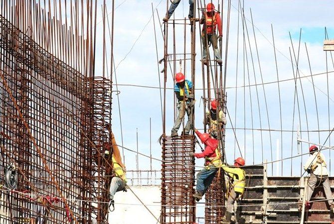 Valor de la construcción cae 23.8% durante 2020: Inegi