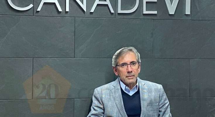 Ve Canadevi oportunidad en reforma al Infonavit- Gonzalo Méndez
