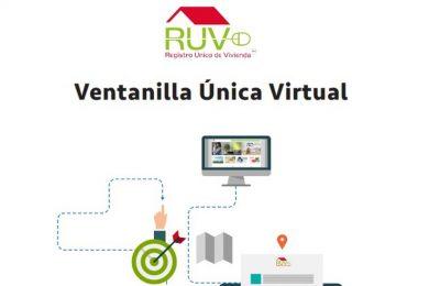 Buscará RUV implementar Ventanilla Única Virtual en todo el país