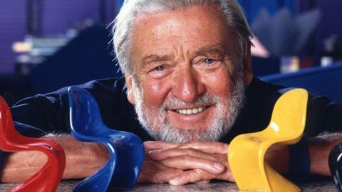 Verner Panton, el arquitecto que reinventó el diseño de mobiliario