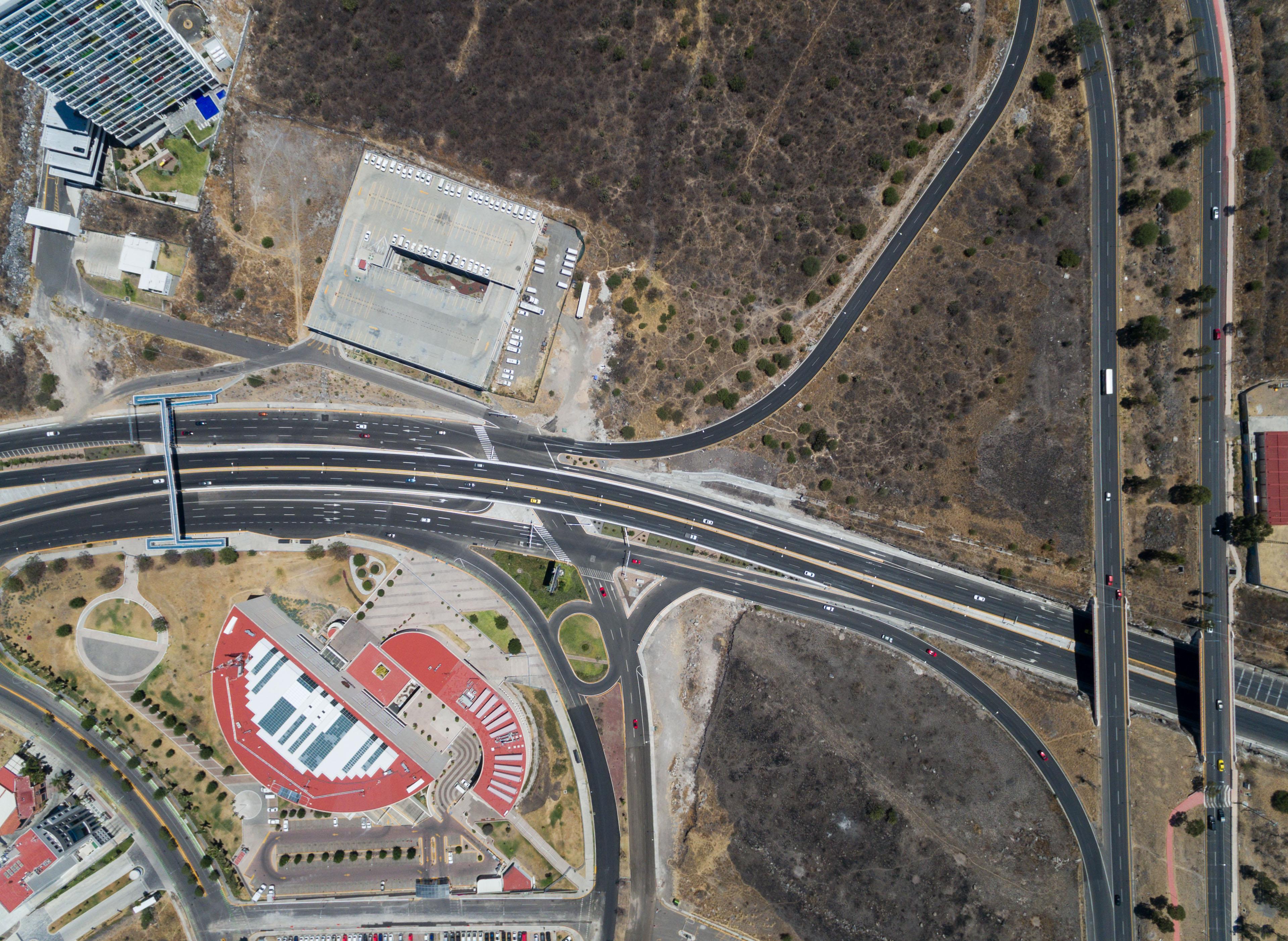 Inauguran en Querétaro viaducto con inversión de 300 mdp