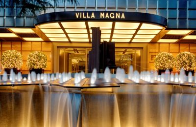 RLH Properties compra el lujoso Villa Magna por 210 mde