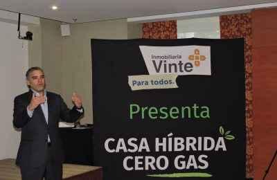 Vivienda cero gas de Vinte gana premio internacional del P4G-Vinte-Vivienda