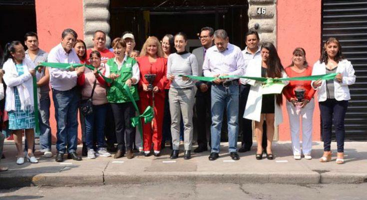GCDMX busca regenerar el Centro Histórico con vivienda social
