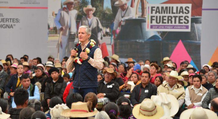 Lanzan programa 'Vivienda Indígena