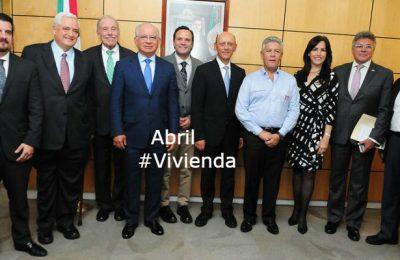 #LoMejorDelAño_Instalan mesa transversal de vivienda sustentable
