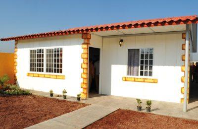 Autoconstrucción de vivienda no debe detenerse: Convives