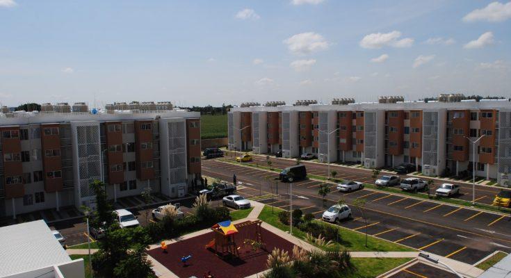 Impulsa Conavi construcción de vivienda vertical en ciudades