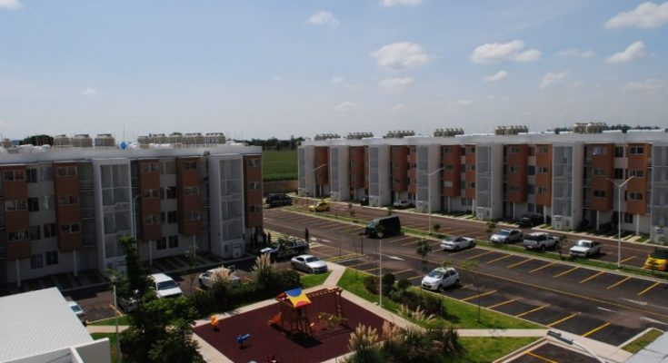 Aumenta registró de vivienda vertical